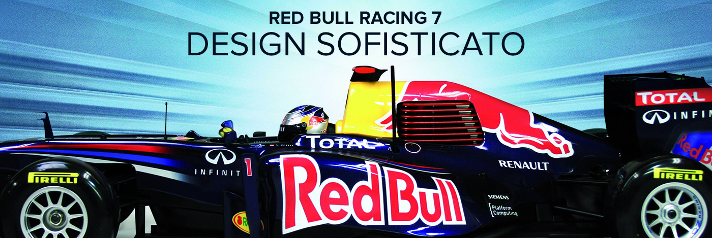 Costruisci e pilota la tua Red Bull RB7