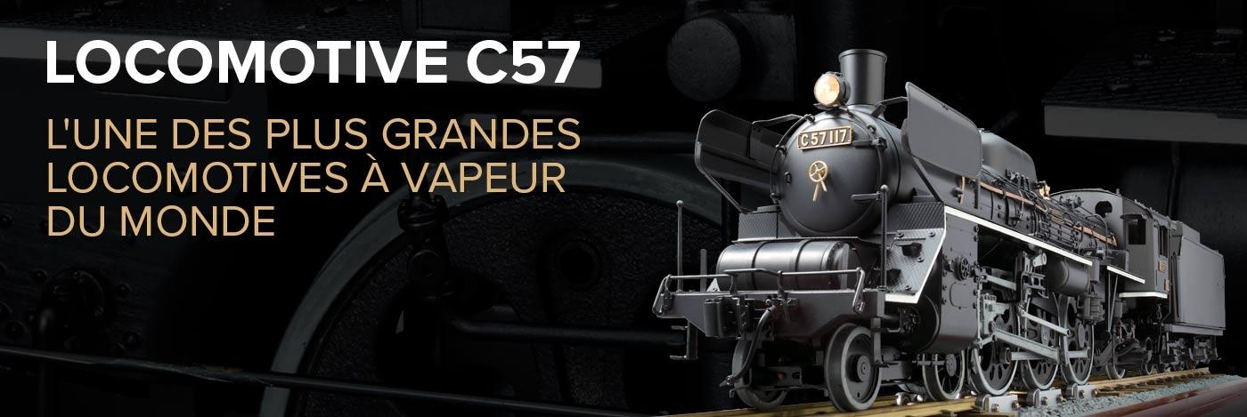 Build the C57