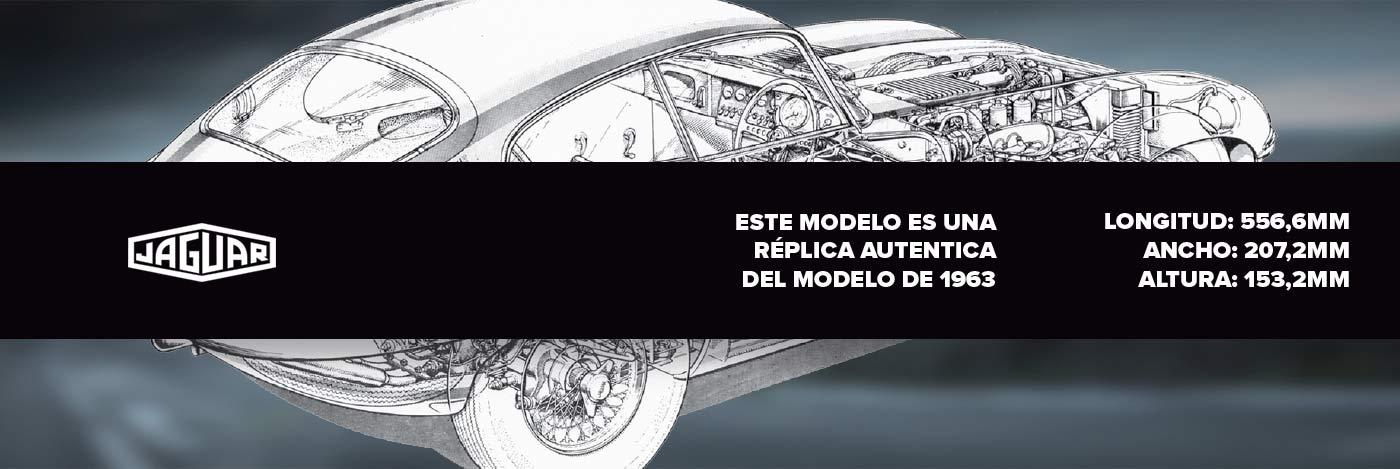 Construye el Jaguar Etype
