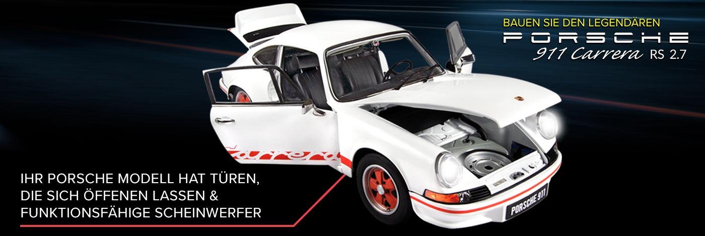 Bauen Sie den Porsche 911 Carrera