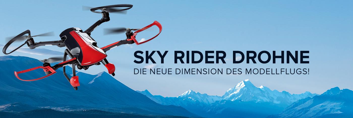 Die neue Dimension des Modellflugs