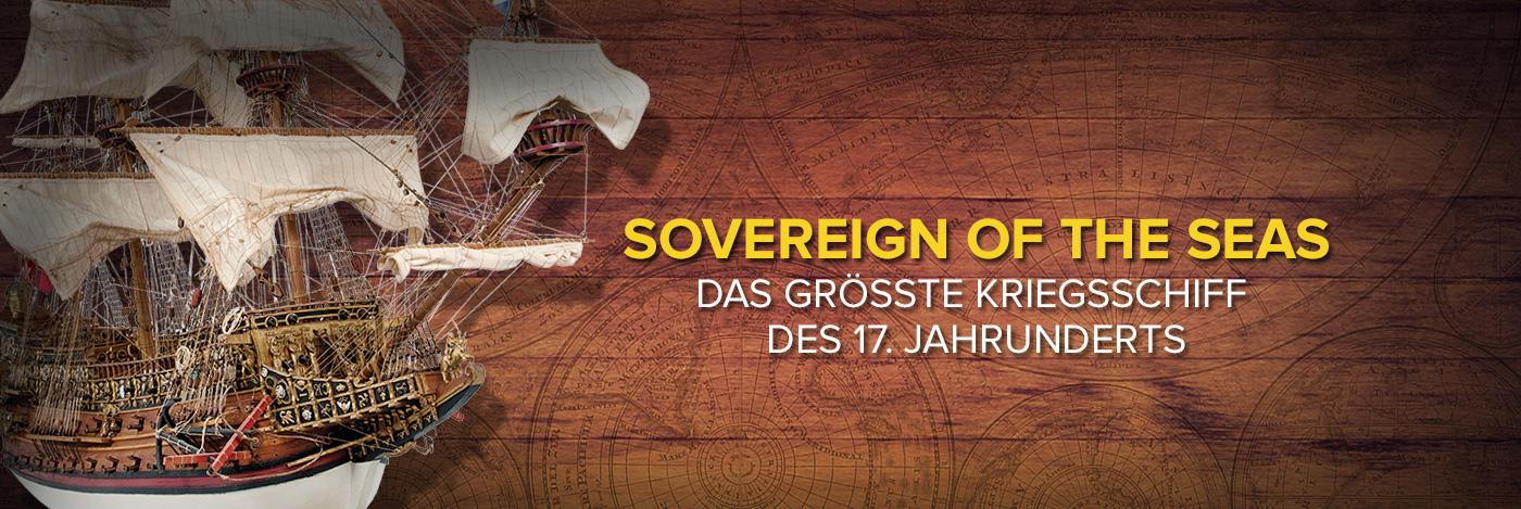 Bauen und entdecken Sie die Sovereign of the Seas