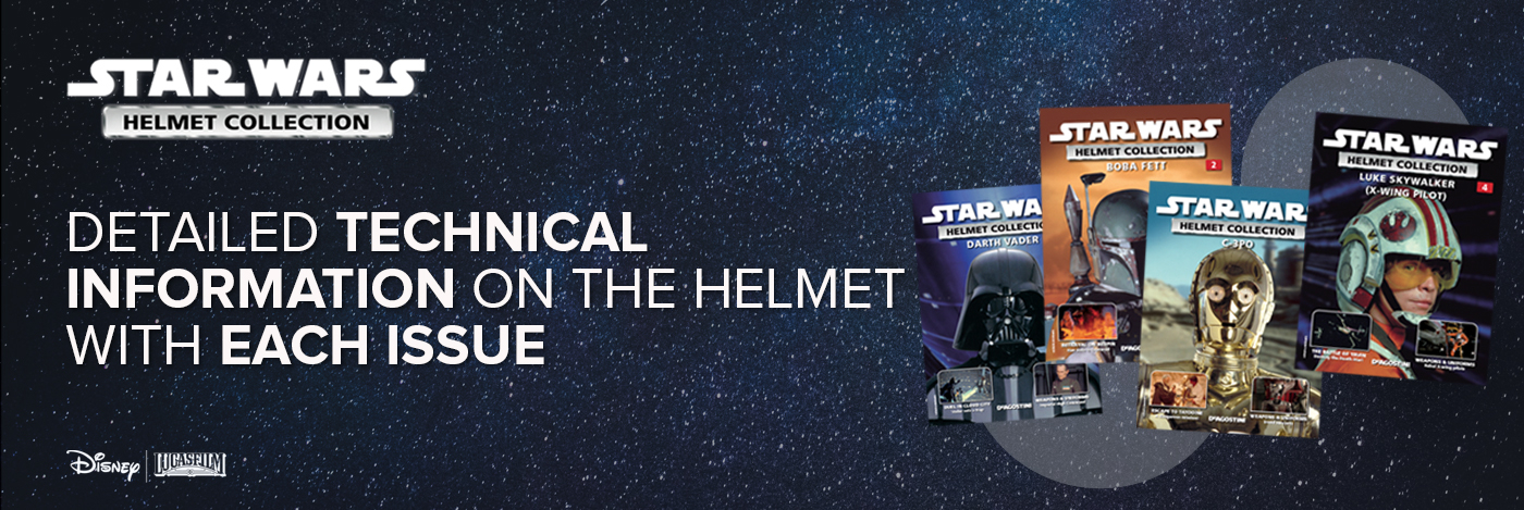 Star Wars Helmets Collection