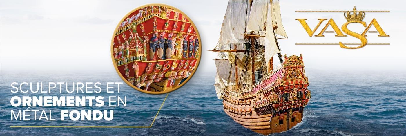 Construisez le Vasa