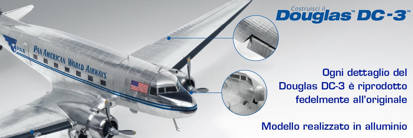 Costruisci Douglas DC-3