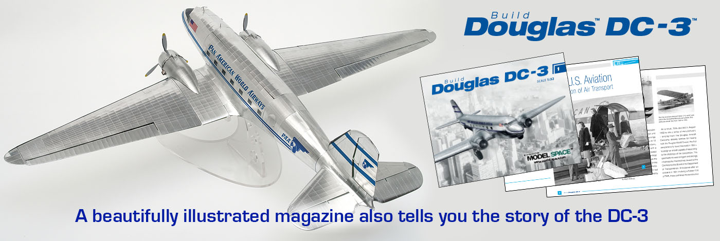 Build Douglas DC-3