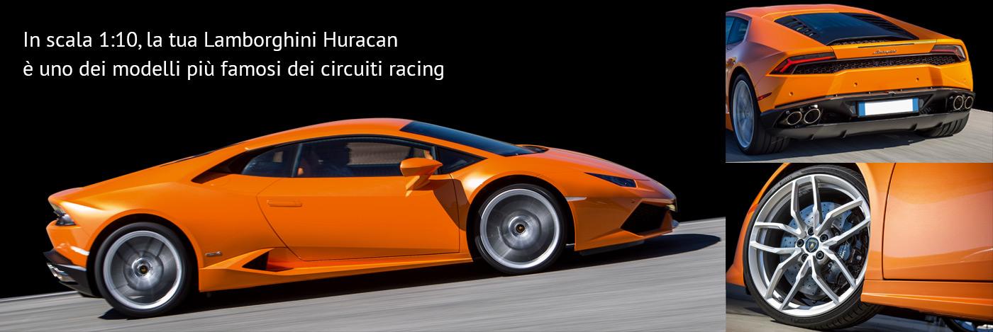 Build & Drive Lamborghini Huracan