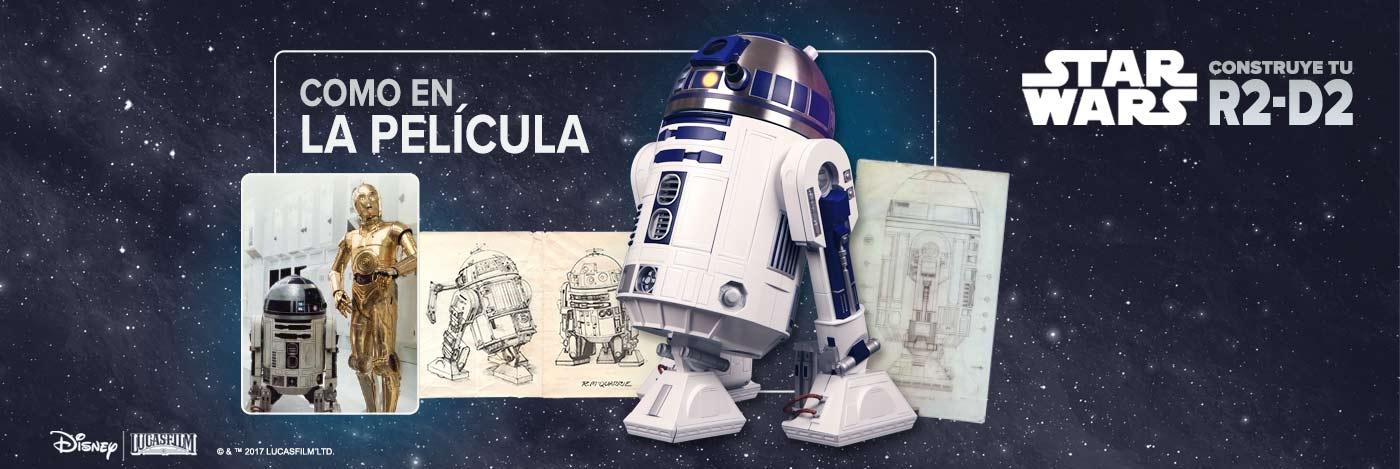 Construye el R2-D2
