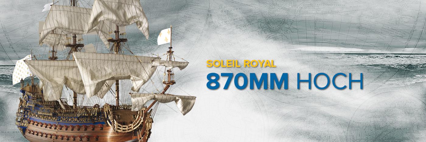 Bausatz SoleiL Royal