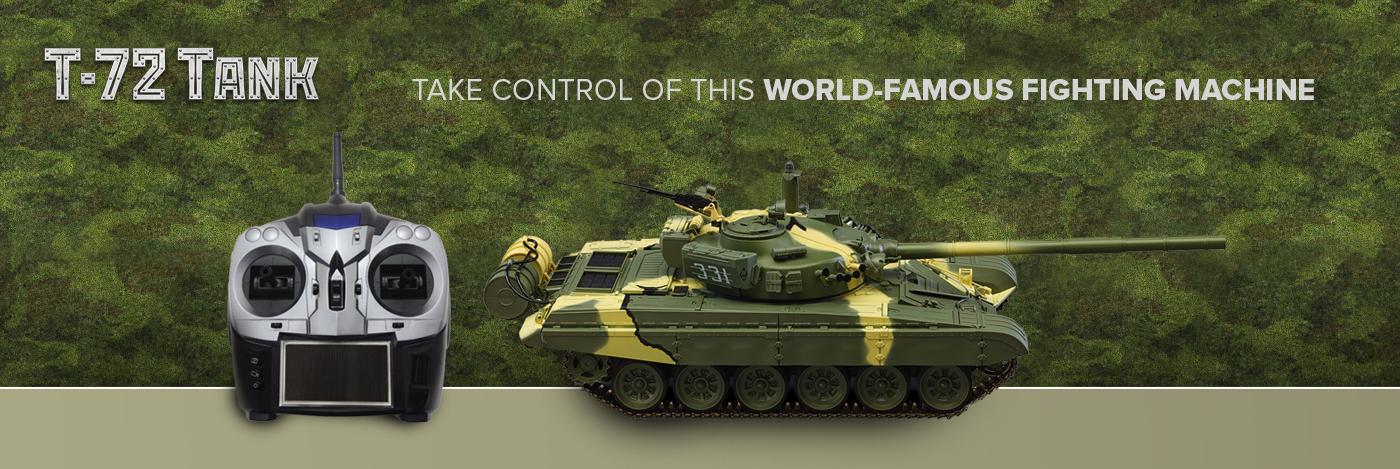 T72 Russian Tank