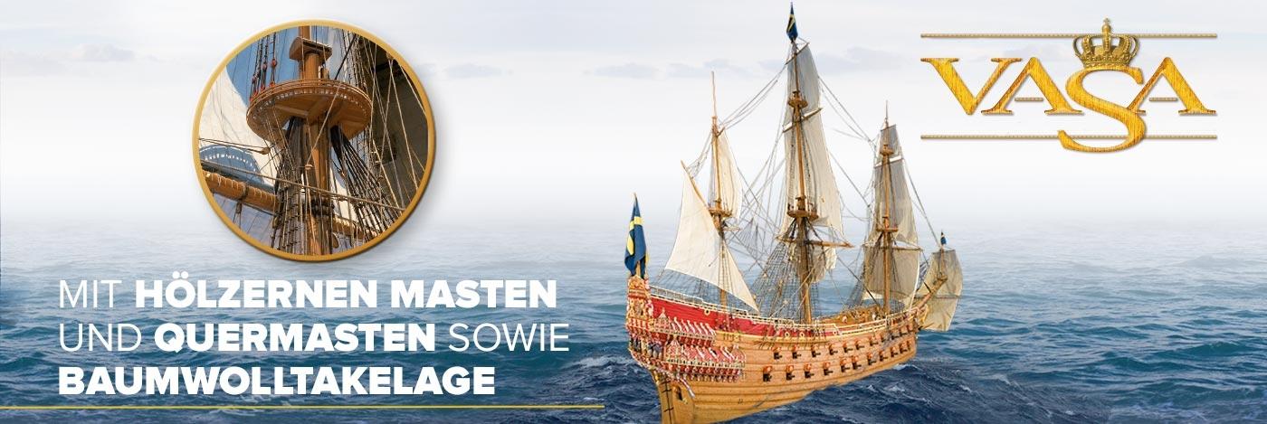 Build the Vasa