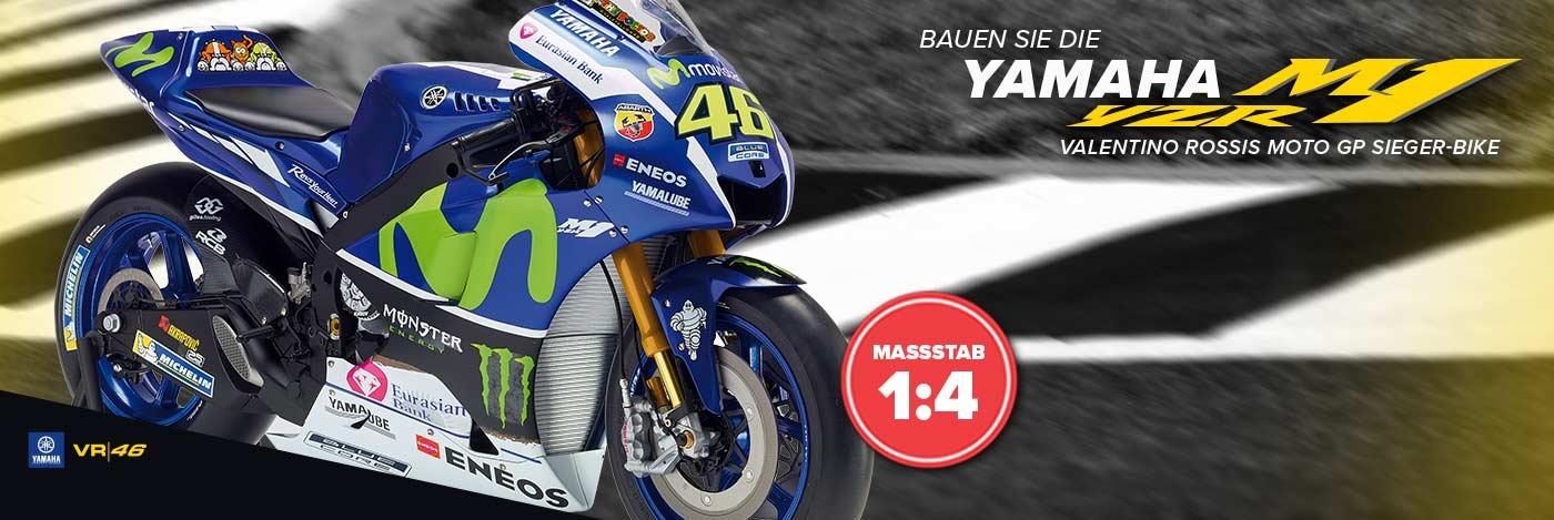 Valentino Rossis Yamaha
