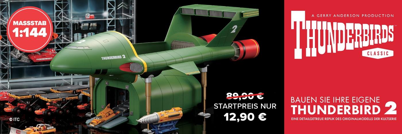 Bauen Sie Ihre eigene Thunderbird 2