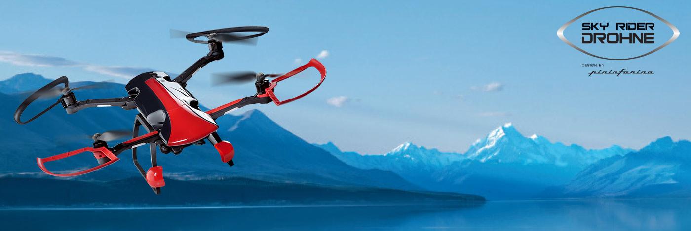 Sky Rider Drohne