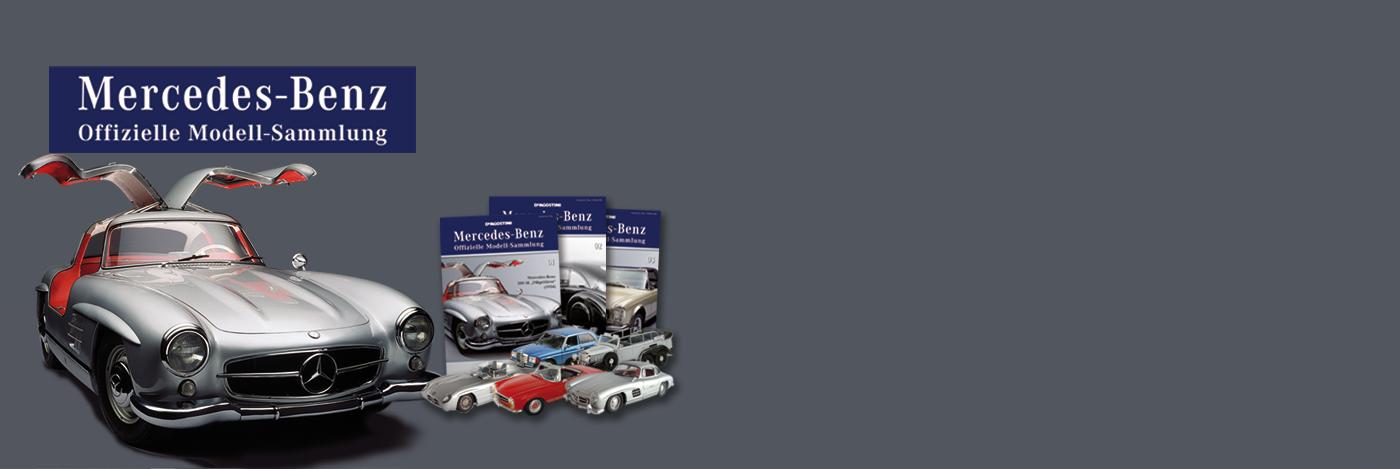 Mercedes Diecast Model