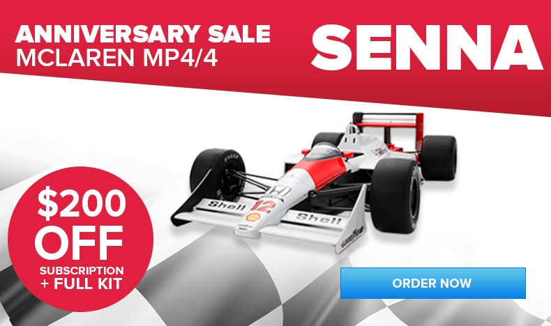 Senna Anniversary Offer