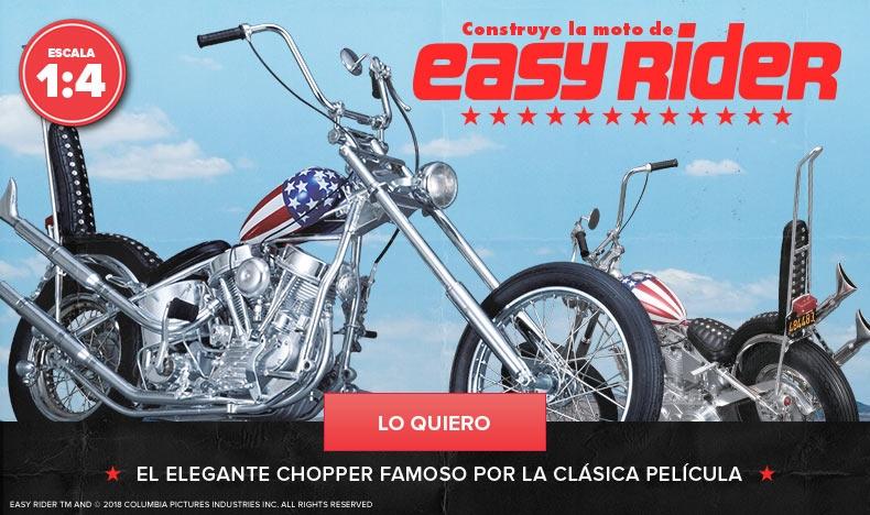 Moto Easy Rider
