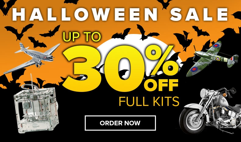 Halloween Sale - Up to 30% Off