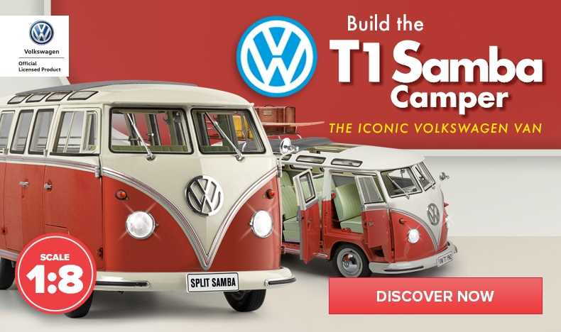 Coming Soon - VW Samba T1 Camper