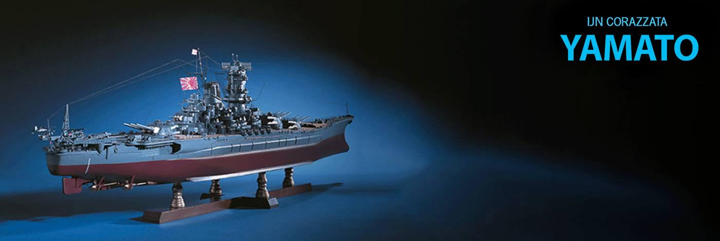 Costruisci la corazzata Yamato