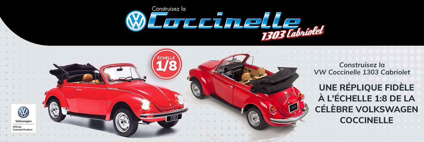 VW Beetle 1303 Cabriolet