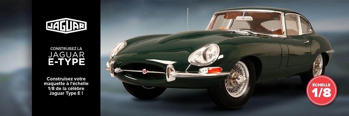 Construiszez votre Jaguar Etype