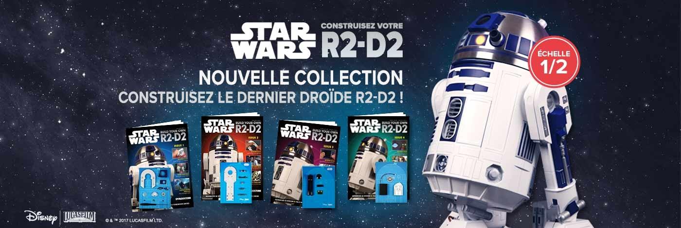 Construisez votre R2-D2