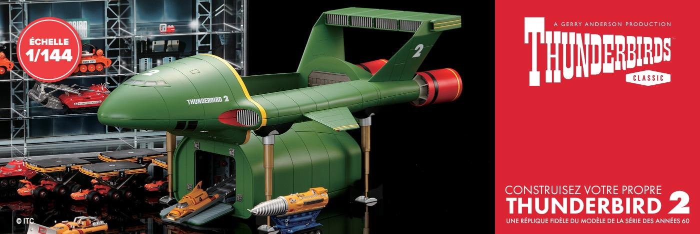 Constuisez votre Thunderbird 2