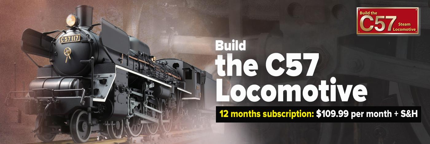C57 Locomotive