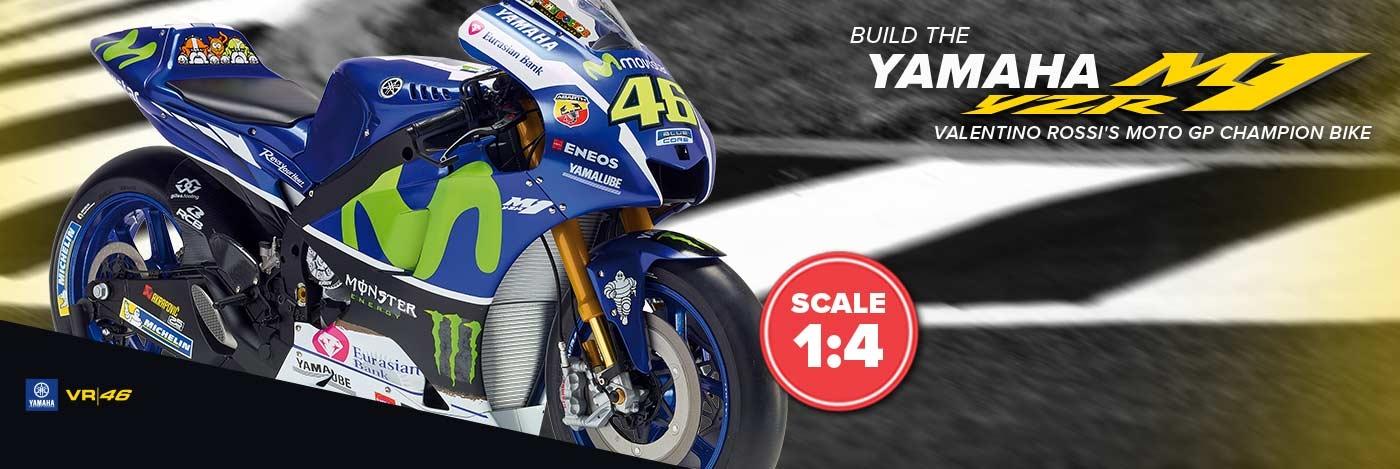 Valentino Rossi's Yamaha