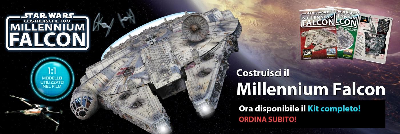 Millennium Falcon Kit Completo