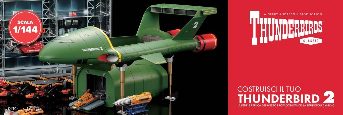 Costruisci il tuo Thunderbird 2