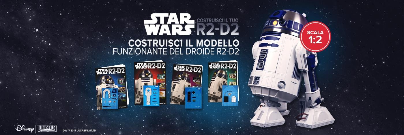 Costruisci il tuo R2-D2