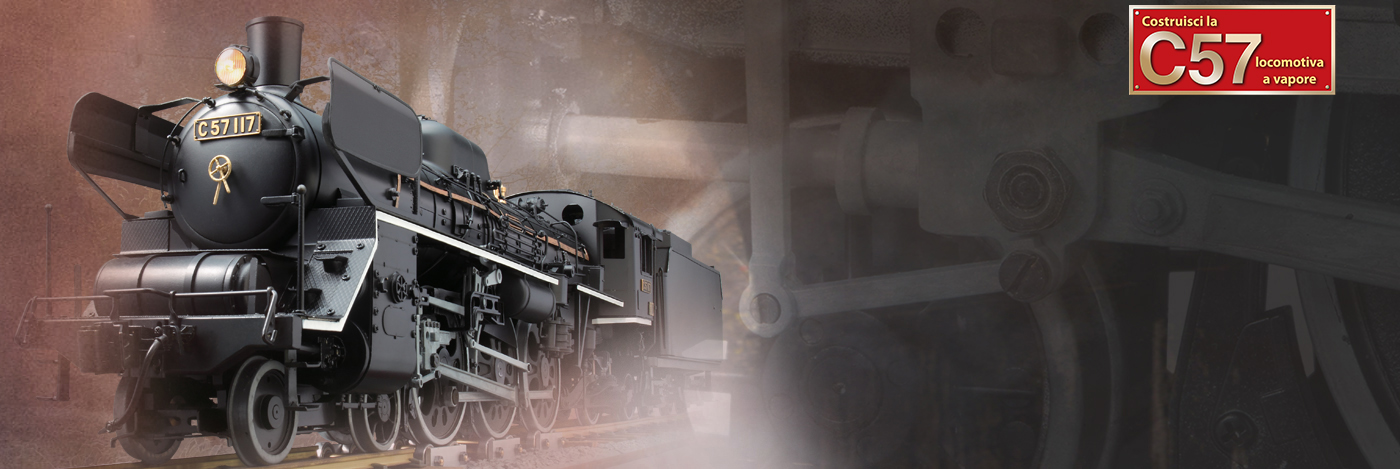 Locomotiva C57