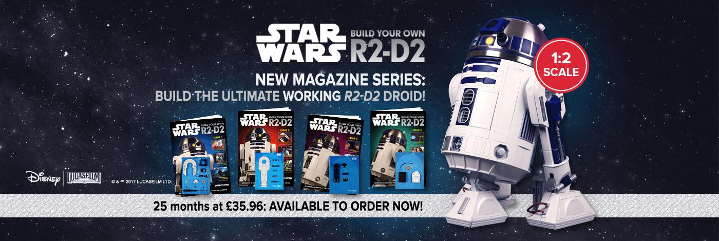 Build your own R2-D2
