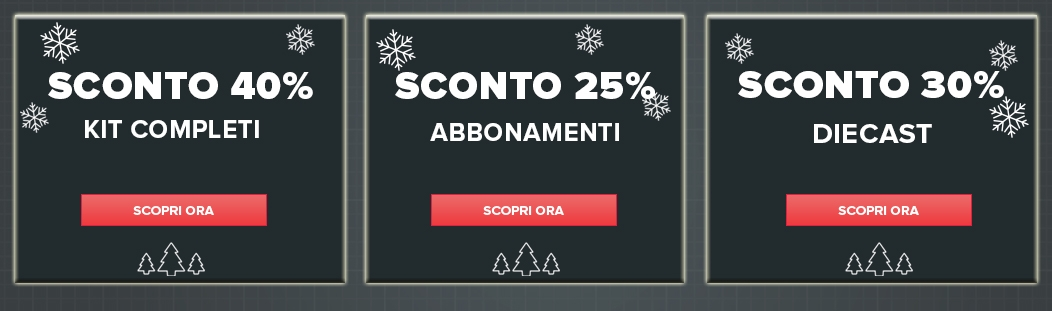 Black Friday - Sconti fino al 60%