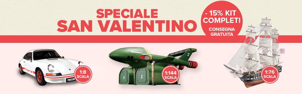 Speciale San Valentino - Consegna Gratuita