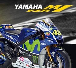 Yamaha YZR-M1 Valentino Rossi