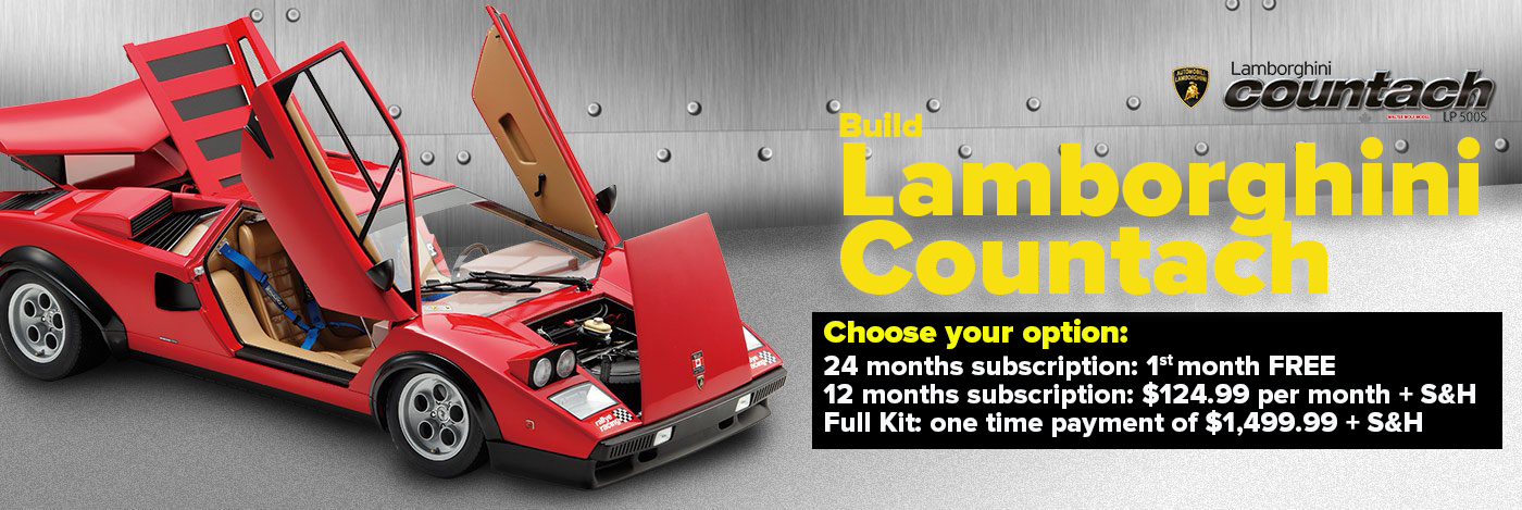 Countach Start for Free