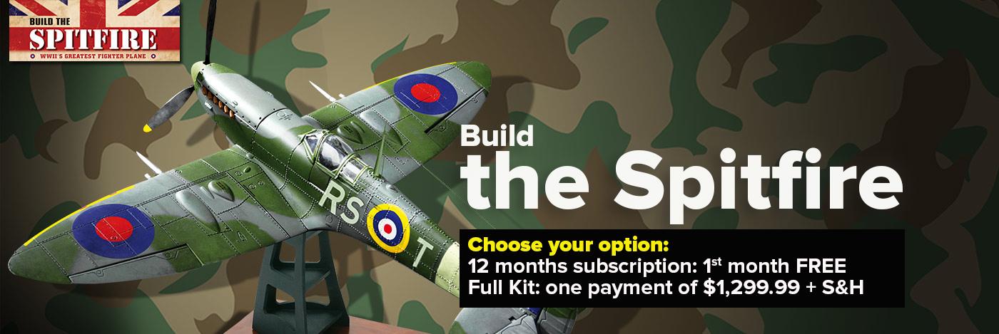 Start for Free - Spitfire