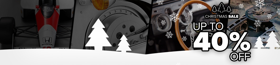 Christmas Sale - Up to 40% Off