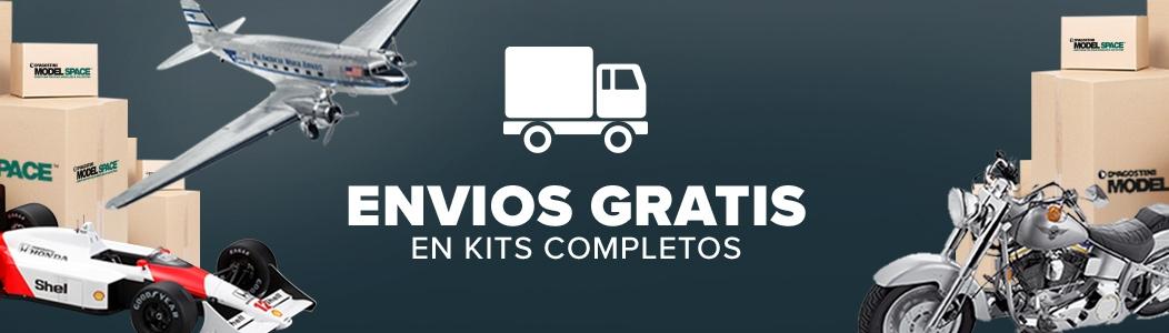 Envio Gratuito en Kits Completos