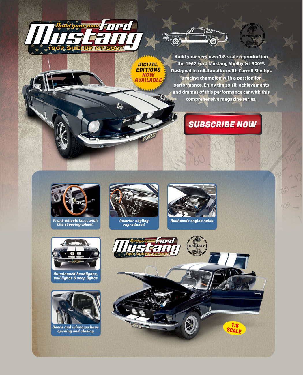 Build Your Own Mustang >> Build Shelby Mustang